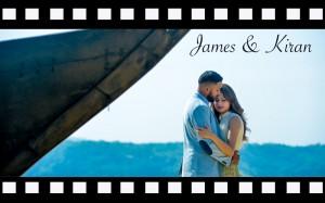 James & Kiran